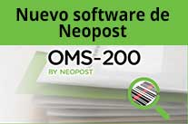 Nuevo software Neopost OMS-200